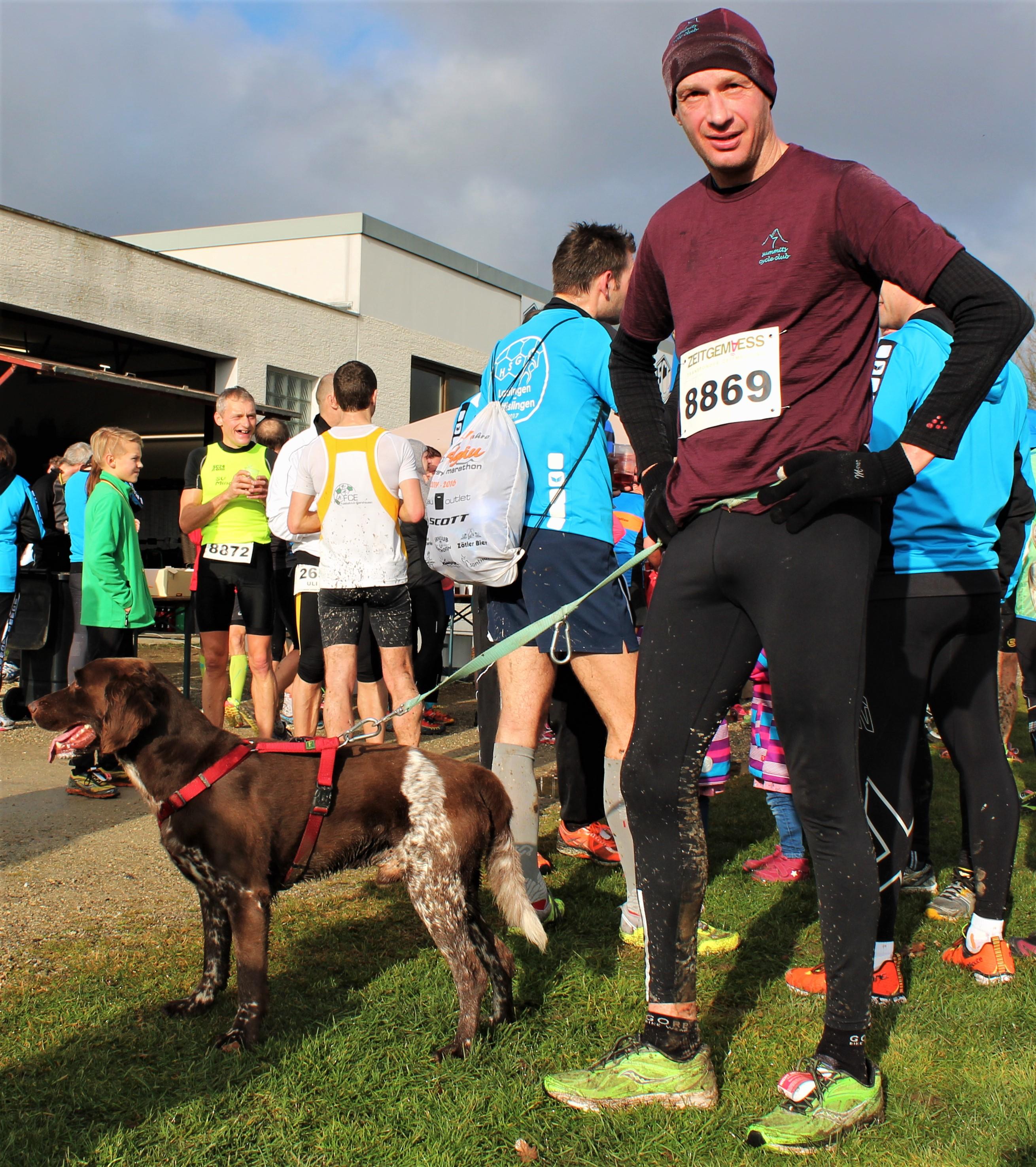 Theo - Warum Theo nicht den Halbmarathon lief